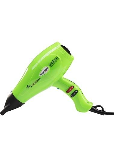 Ventoso Ventoso V5 SILEX5000 Çimen Yeşili Profesyonel Kuaför Fön Makinesi Difüzörlü Yeşil